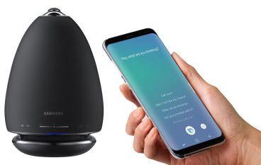 Samsung Bixby 智能喇叭下半年推出