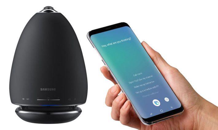 Samsung 計劃在下半年推出智能喇叭