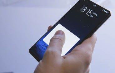 【 MWC2018 】Vivo 展示槪念手機  Apex 全屏震動發聲鏡頭彈出無瀏海