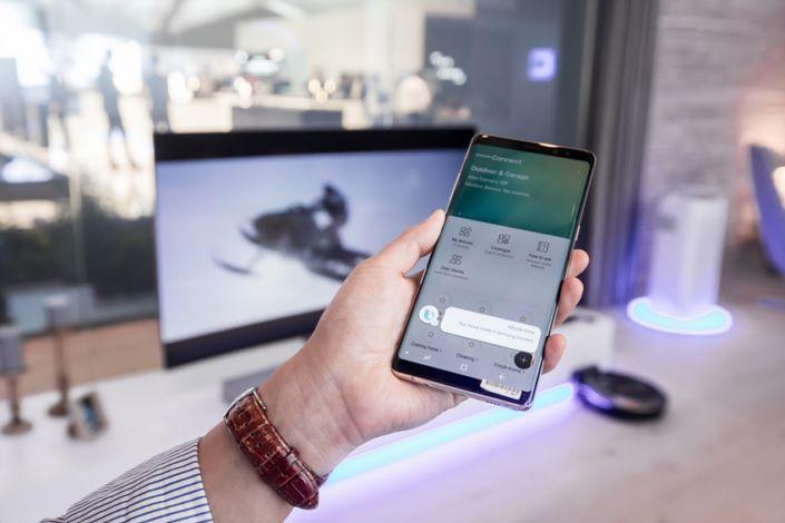 Bixby 智能系統,將會成為 Samsung 智能家居的重要組成部份。