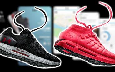 【鞋都有晶片】  Under Armour 推出 UA HOVR 系列跑鞋