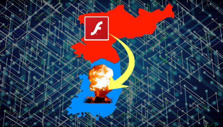 Office 文件內嵌惡意 Flash 北韓針對南韓的研究員採取攻擊!?