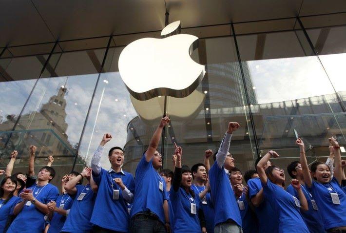 Apple 似乎無意亦無力阻撓中國政府的