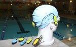 Platysens 的 Marlin 內置多個感應器和 GPS 功能,可監察泳手的距離和速度,協助喇沙泳隊練習時準確計時。