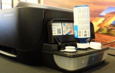 HP全新打印機  彩色打印成本新低價3.6仙1頁
