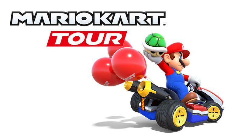 【手機掟蕉】任天堂公布正開發手機版 Mario Kart Tour