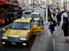 Sony 以人工智能為東京的士業提高營運效率