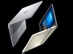 Dell Inspiron 14 /15 7000 金銀絕配