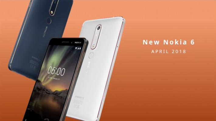 New Nokia 6 有3GB+32GB 及 4GB+64GB 兩個版本。