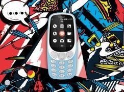 4G LTE Nokia 3310 可以當 Wi-Fi 蛋 ??