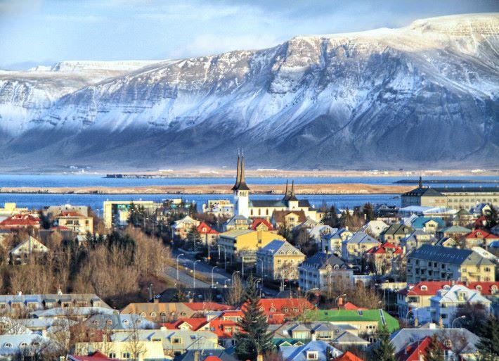 冰島是少數全面利用再生能源供電的國家