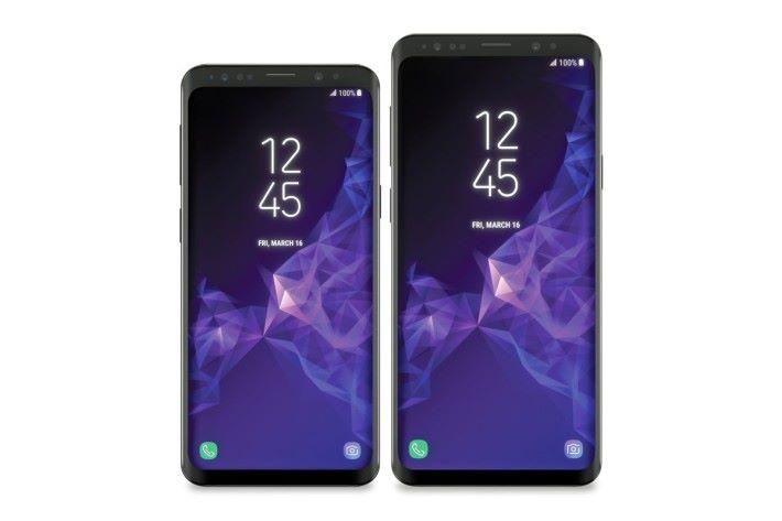 Samsung S9 的設計和 S8 極為相似,所以大家也為手機的耐用程度感到擔憂