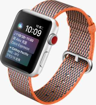 據 Tim Cook 表示, Apple Watch Series 3 的收益比 Series 2 勁升逾倍。