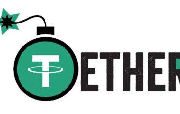 虛擬貨幣泡沬下的新名詞「 Tether Shock 」