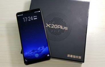 襟芒即解鎖 速試 Vivo X20 Plus UD 「黑科技」