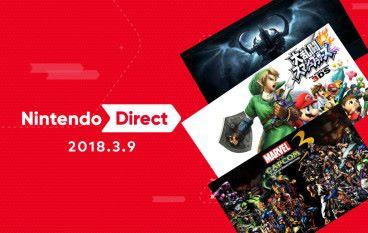 Nintendo Direct 明早六點舉行! 新作會唔會有佢哋?