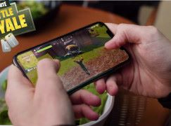 《 Fortnite : Battle Royale 》將登錄流動平台 !可與 PC 、PS4 等跨平台連線!