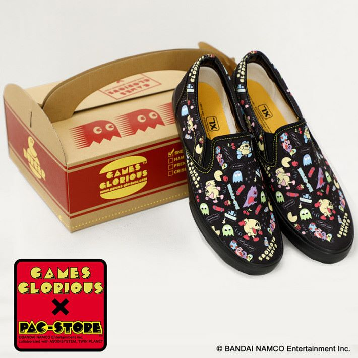 《PAC MAN》便服鞋