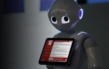 揭示機械人作反可能性 保安企業實測遙距入侵 Pepper