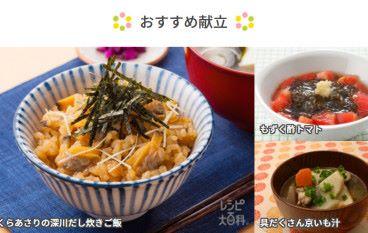 味之素網站 AJINOMOTO PARK 推出人工智能選菜單服務