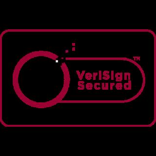 這個標誌過去曾經在大小網店見到,代表使用 VeriSign 所發行的證書。