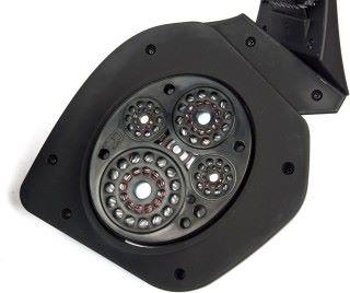 搭載 10 個獨立釹磁鐵驅動單元帶給玩家最強音效體驗。