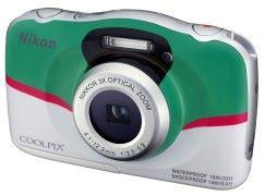 日本 BIC Camera 原創相機 新幹線 E5 列車配色版 Nikon COOLPIX W100
