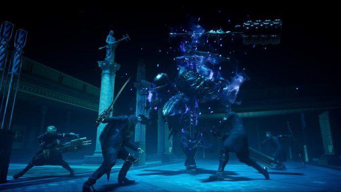 前住王都的劇情將會新增Boss「歷代王」、「奧米加」。