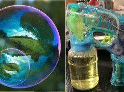 肥皂泡泡中的神秘 STEM
