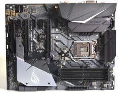 ASUS ROG STRIX Z370-F GAMING 增添玩意 睇得又玩得