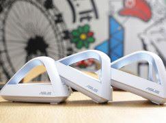 【實測】ASUS Lyra Trio 新速度登場