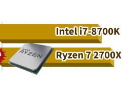 Ryzen 7 2700X 時脈可達 4.35 GHz 單線程跑分超越 i7-8700K?