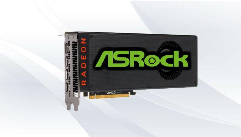 想在掘礦市場分一杯羹?傳 ASRock 將推出 AMD 系列顯示卡