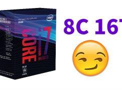 Intel 八核心 CPU 規格曝光 依然未追贏 AMD Ryzen?