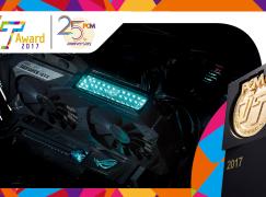 2017 至「專」顯示卡大獎ASUS ROG Poseidon GTX1080Ti P11G Gaming