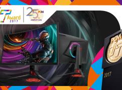 2017 至「專」電腦顯示器大獎 ASUS ROG STRIX XG27VQ