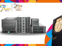 2017 至「專」企業伺服器大獎 Hewlett Packard Enterprise ProLiant Gen 10 系列伺服器
