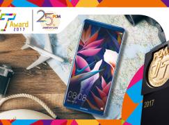 2017 至「專」旗艦級智能手機大獎 HUAWEI MATE 10 Pro