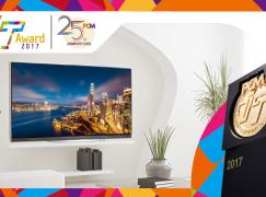 2017 至「專」4K 超高清電視機大獎 LG OLED65E7P