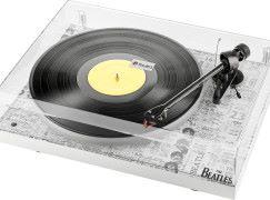 限量版本 Beatles 版 Pro-ject Debut Carbon Esprit 套裝 玩黑膠必買!