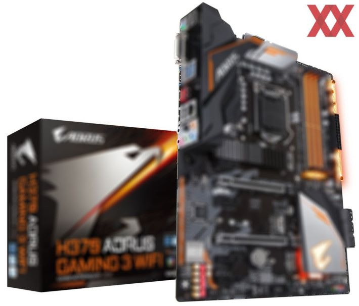 Gigabyte AORUS H370 Gaming 3 WiFi 連包裝盒的外貌亦都已經曝光。