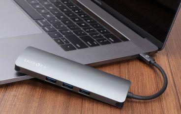 擴展性極高的 USB Type-C Hub  Energea ALUHUB C