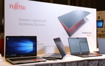 【MIJ】Fujitsu 799g 超輕 LIFEBOOK 機體正式登陸