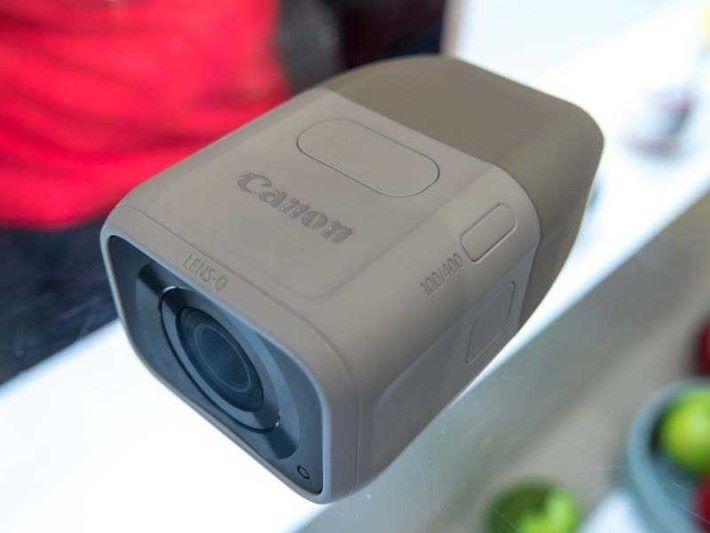 Canon LENS-Q 的原型( Phototype )