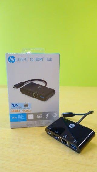 USB-C to HDMI Hub 最適合商務人士的需要