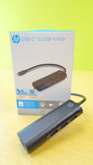 一開 4 的 USB - C to USB A Hub