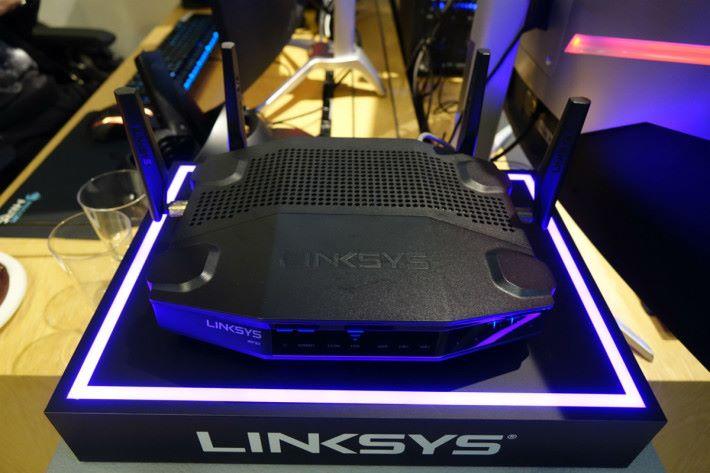 配合 Linksys WRT32X 電競 Router,打機自然更得心應手。