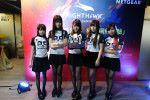 Netgear 邀請著名女子電競隊 PandaCute 作嘉賓。