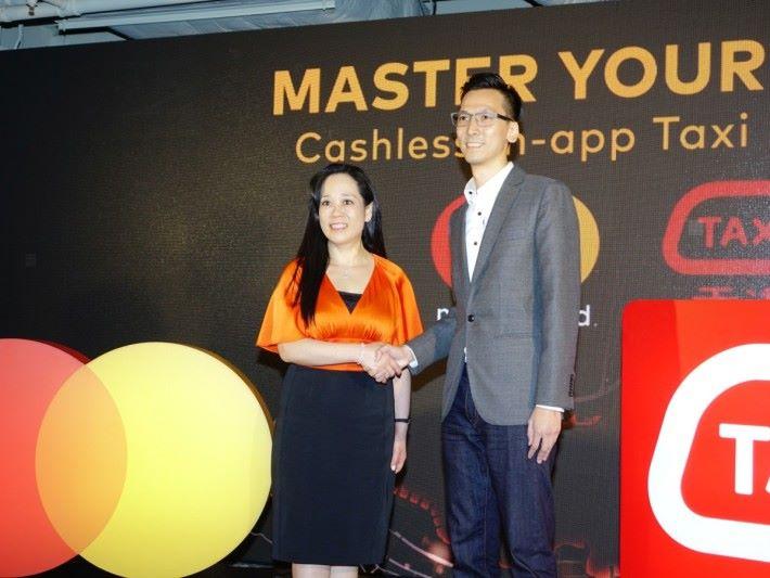 Mastercard 和 HKTaxi 合作推出「無 Cash Call 車」體驗