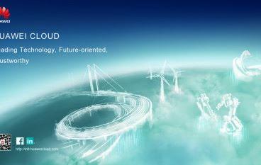 華為進軍雲端,做全球五朵雲之一